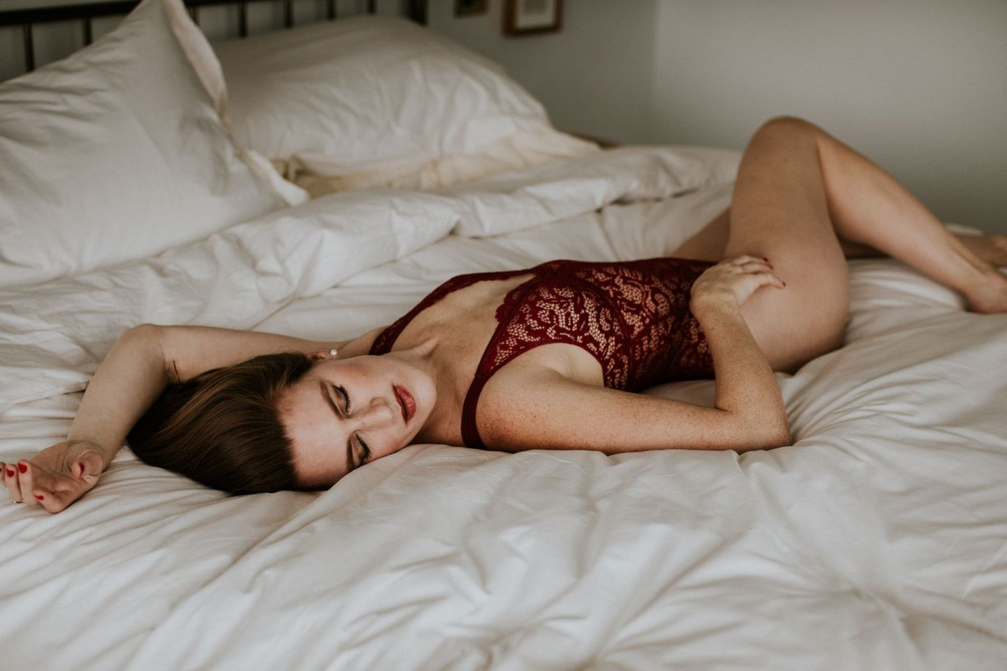 How to Get Ready for a Boudoir Shoot - Lauren Louise collective boudoir - dc boudoir photographer