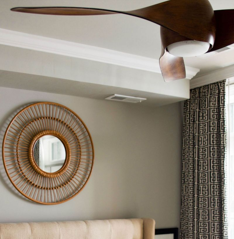 Ceiling Fans Don't Have to be Ugly! 16 Stylish Ceiling Fan Options