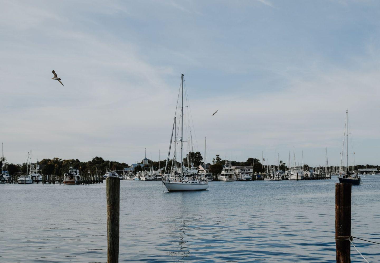weekend in calvert county - solomons island