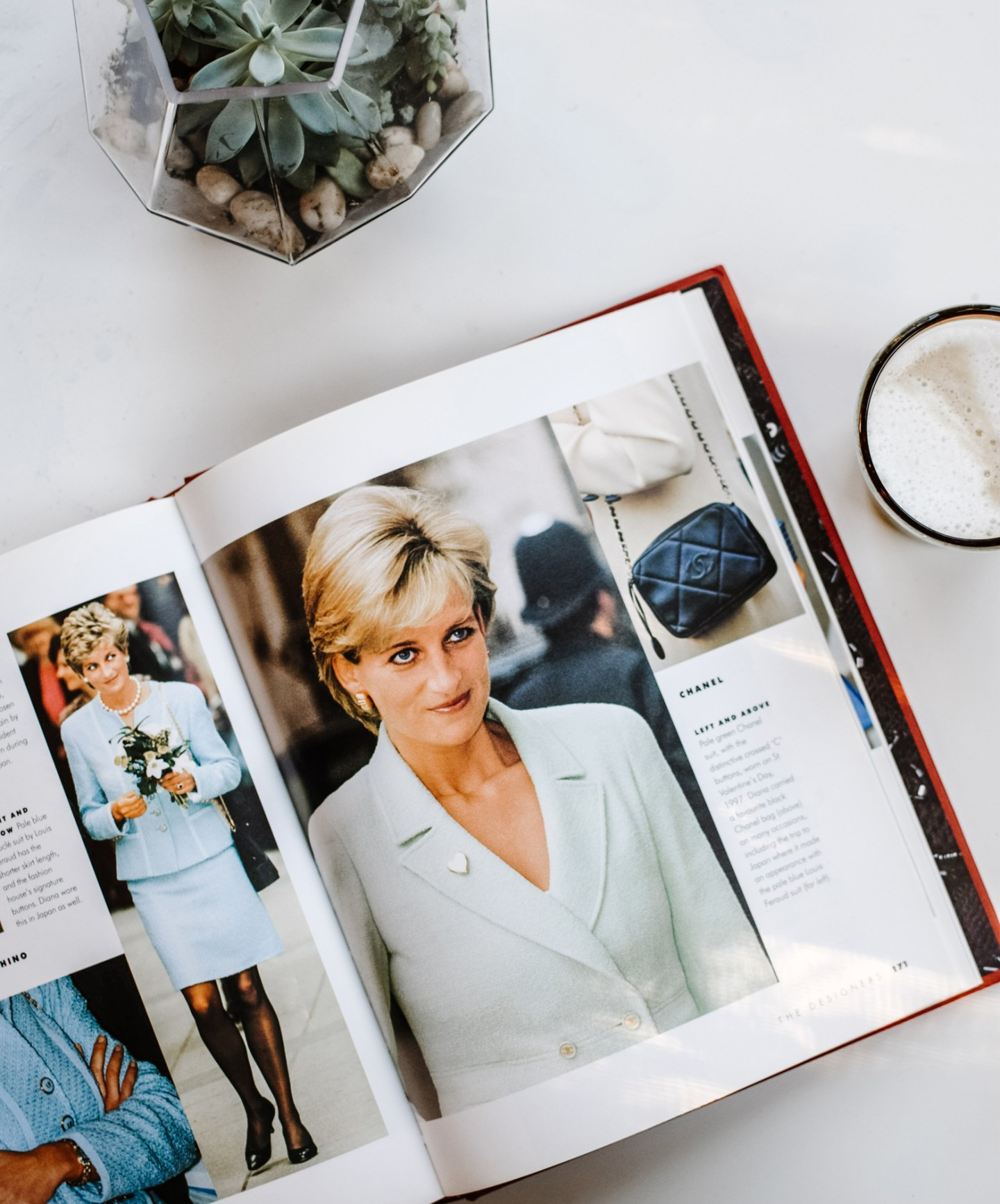 best princess diana coffee table book - dressing diana review