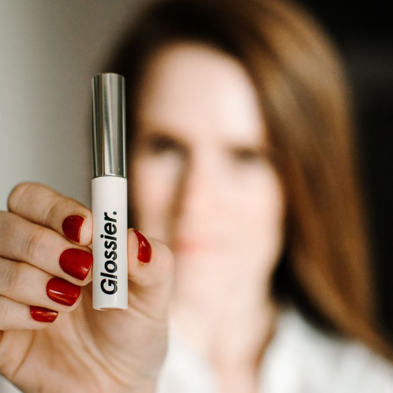 Glossier Boy Brow Auburn Review: A Natural, Full Brow