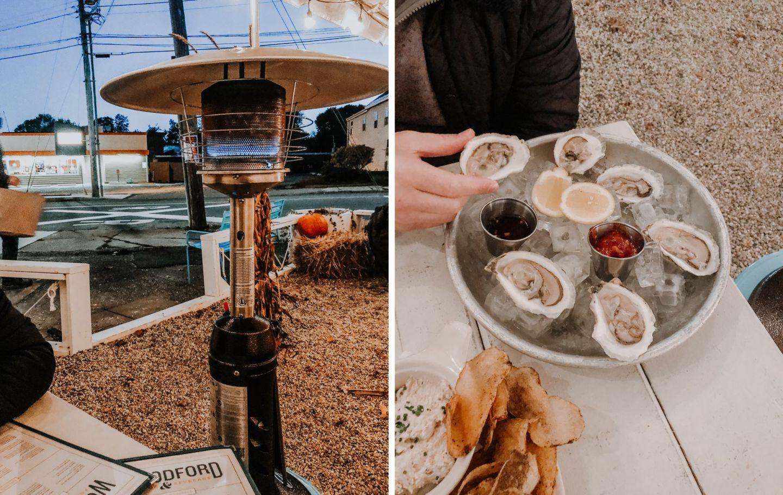 fall weekend in portland - woodford food and beverage