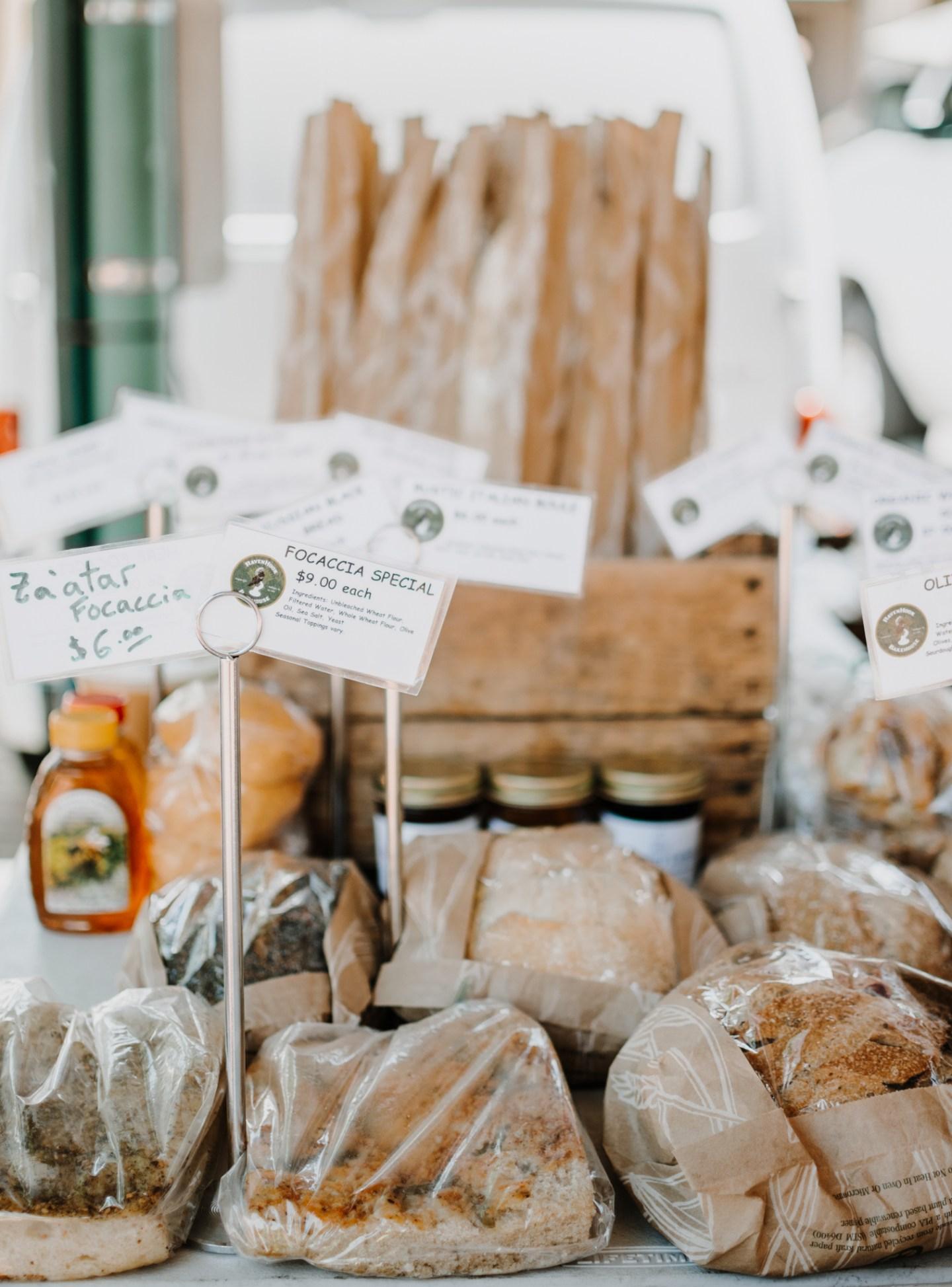 best bread baker in dc - fresh baked bread in dc - ravenhook bakery