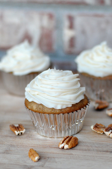 New Abbey Banana Cake with Cream Cheese Frosting
