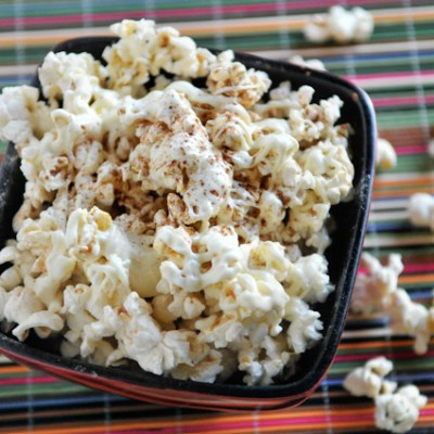 Cinnamon Sugar White chocolate Popcorn