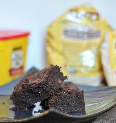 Fudgy Gluten-Free Brownies