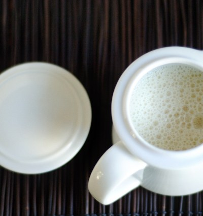 Homemade Almond Coffee Creamer