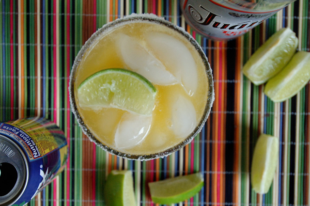 Mango Sweet and Sour Mix for Margaritas