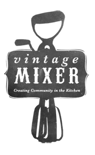 What I Love About…The Vintage Mixer