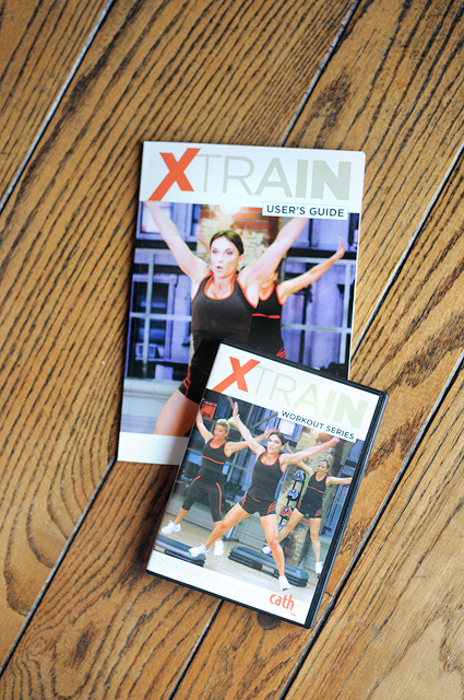 Cathe Friedrich XTrain Review