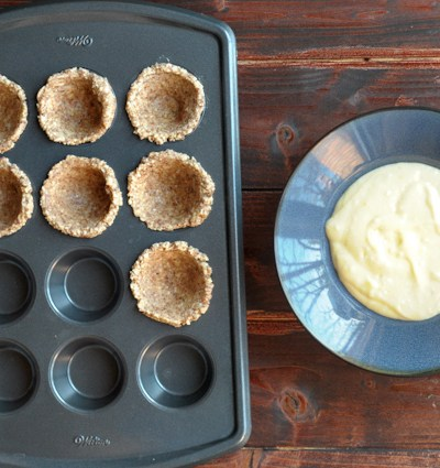 Healthy Baby Cheesecake Bites || Heather's Dish