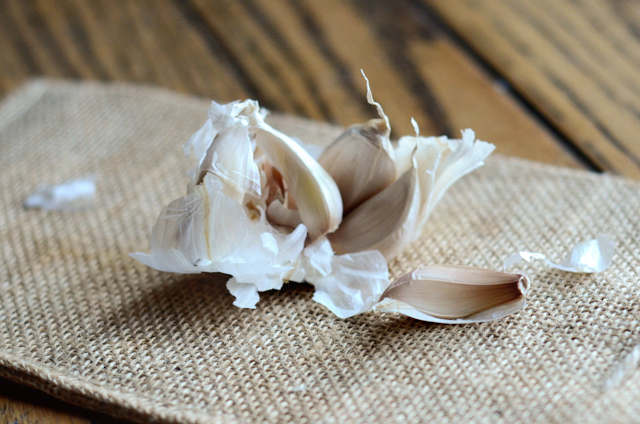 Honey Garlic Chicken Chopped Salad || HeathersDish.com