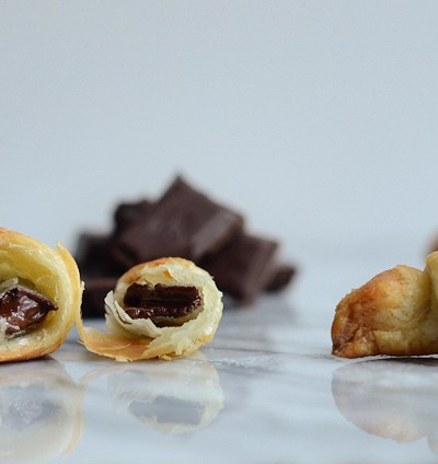 The Lazy Girl's Pain au Chocolat (20-minute Chocolate Croissants)