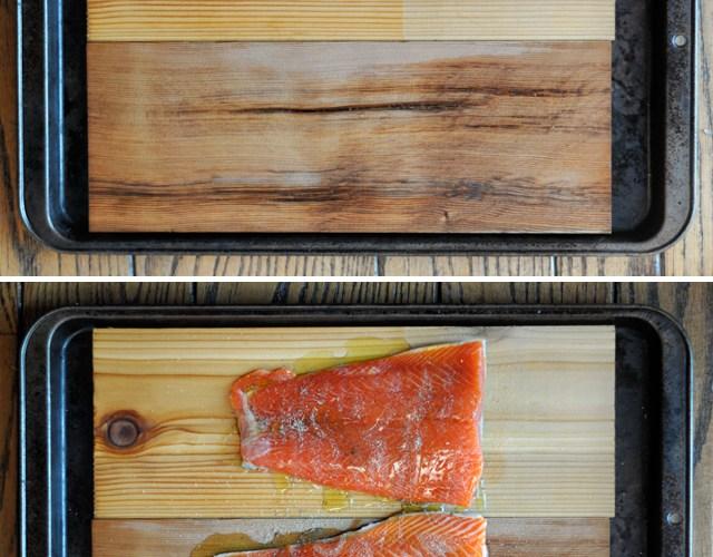 Oven-Roasted Honey Garlic Cedar Plank Salmon