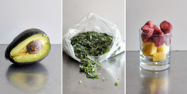 How to Make a Kale Smoothie That Doesn't Taste Like Dirt || HeathersDish.com