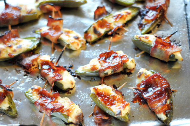 BBQ Ranch Bacon-Wrapped Jalapenos