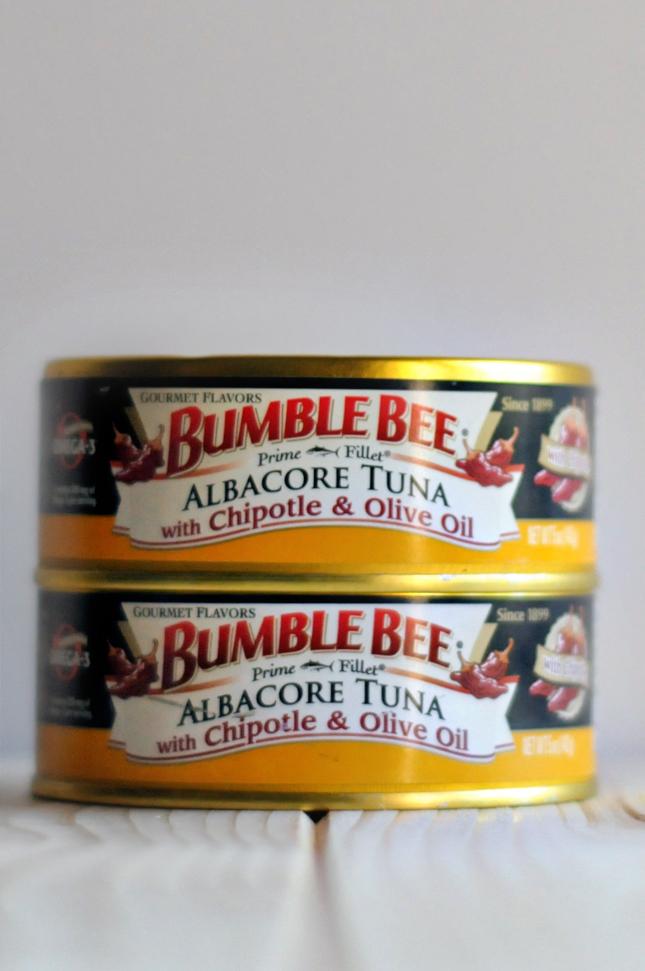 Asian Chipotle Tuna Salad    HeathersDish.com #beesquad