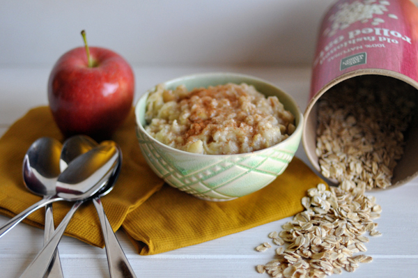 sweet-apple-cinnamon-oatmeal