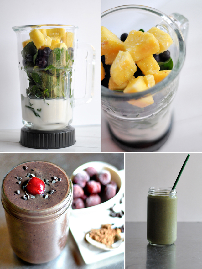 Blended - a new series on smoothies with works-every-time recipes filled with fresh and healthful ingredients!