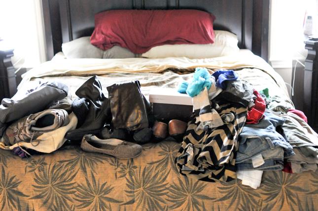The Next Steps to Taming My Closet || HeathersDish.com