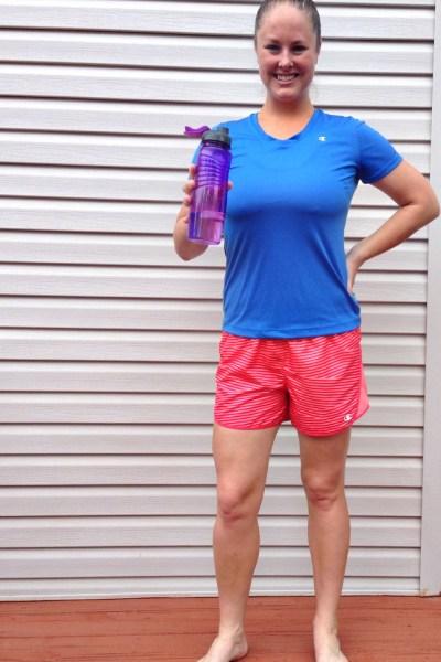 A Workout Gear Switch-Up    HeathersDish.com #champion