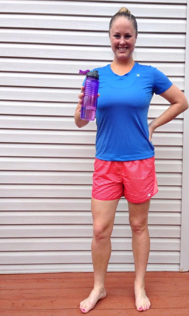 A Workout Gear Switch-Up || HeathersDish.com #champion