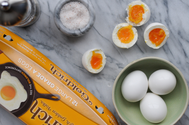 Soft Boiled Eggs are the new trendy and fabulous way to eat eggs all day every day. Breakfast, brunch, lunch, snacks, dinner - got you covered.