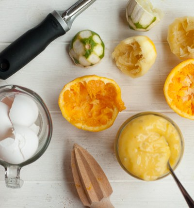 Creamy Citrus Curd
