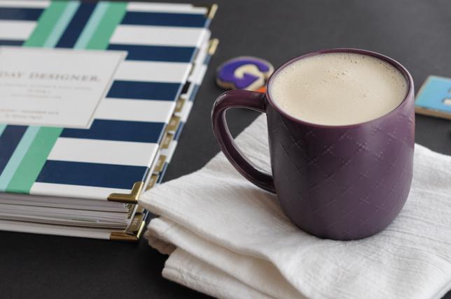 Whole30 Coconut Latte #whole30 #coconut #shotofcoffee