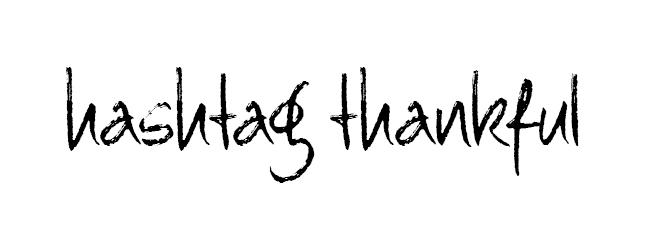 hashtag thankful #happythanksgiving @coastandoak @heathersdish
