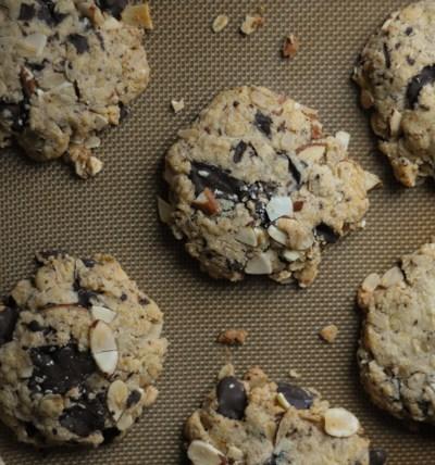 The Most Magical Breakfast Cookie #karlieskookies #breakfast #glutenfree #dairyfree