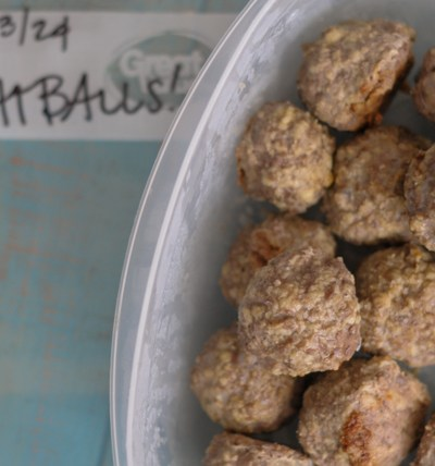 The Perfect All-Purpose Meatballs @heathersdish