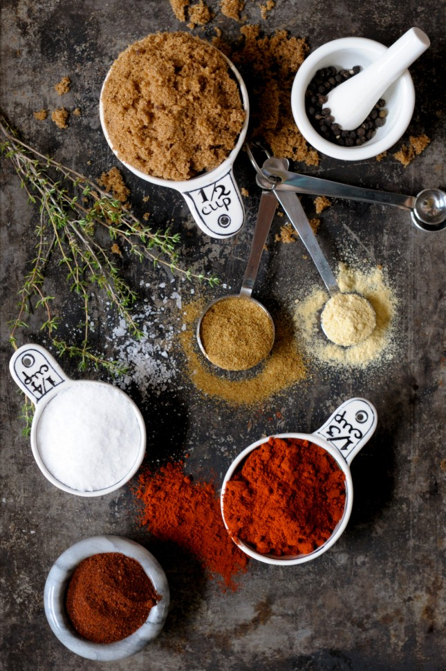 The Best All-Purpose Barbecue Rub on #onlyinark from @heathersdish