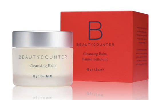 Beautycounter Black Friday Travel Cleansing Balm + Cloth