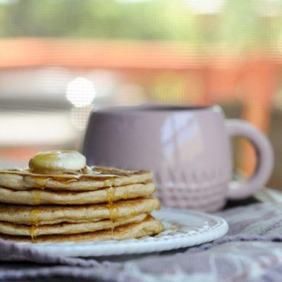 Perfect Gluten Free Brown Rice Pancakes