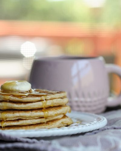 Perfect Gluten Free Brown Rice Pancakes