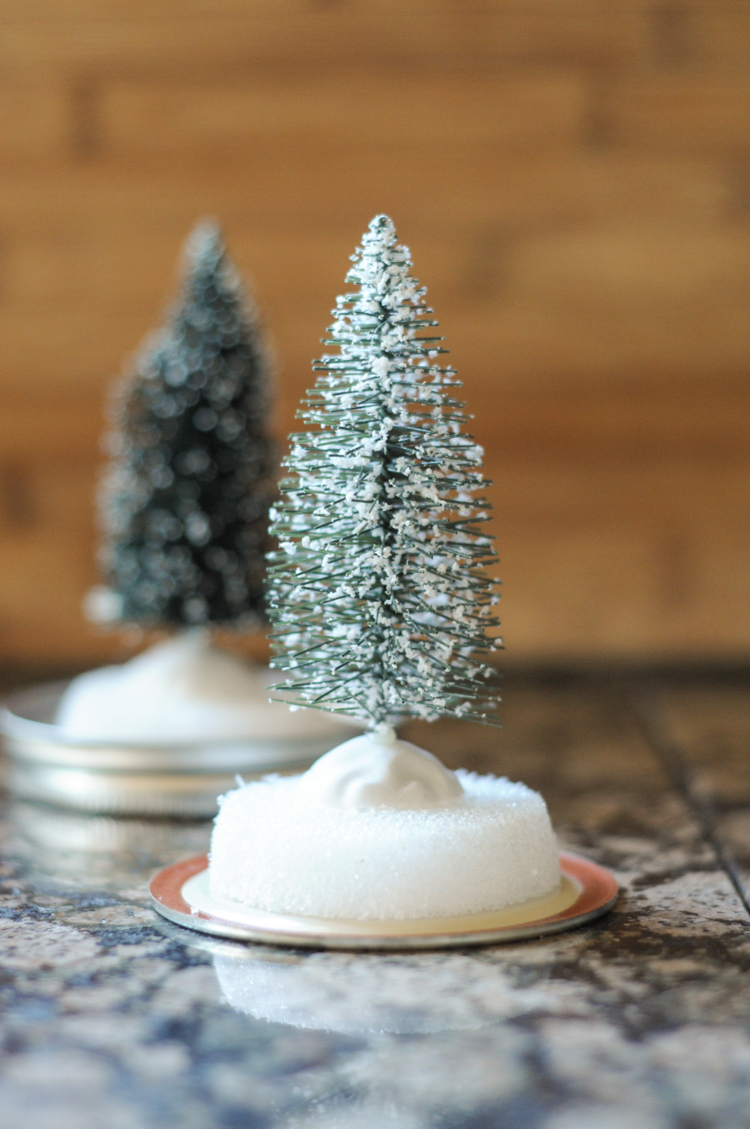 Diy Christmas Gift Card Snowglobes For The Person Who Has