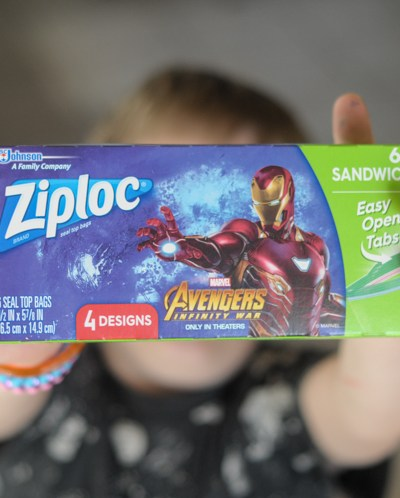 Mom Hack: Teaching Independence with Pancakes and The Avengers with @heathersdish #SCJohnson #sponsored
