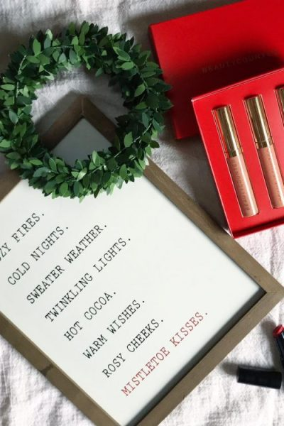 Christmas Gifts for the Ladies in Your Life (Under $20)! Made safer and more beautiful with Beautycounter. @heathersdish