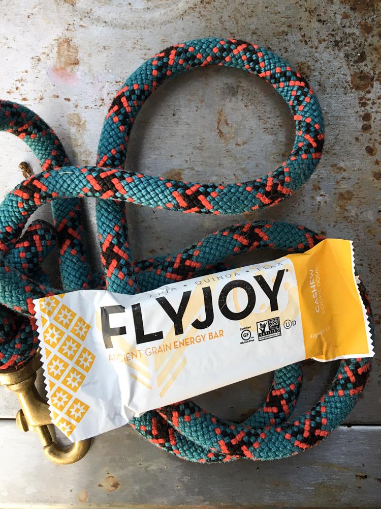 Fueling Those Spontaneous Workouts with FLYJOY #sponsored @goFLYJOY