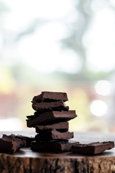 Naturally Sweetened Homemade Chocolate