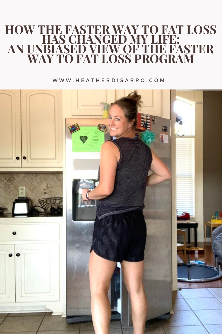 How the FASTer Way to Fat Loss Has Changed My Life and why I would recommend this program to anyone looking to make a change in their body. An unbiased review of my time in the 6-week program! @heathersdish #fasterwaytofatloss