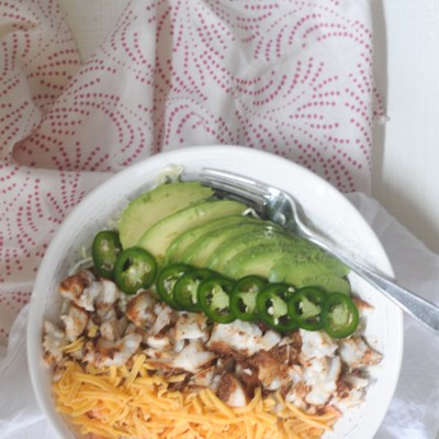 Quick and Easy Low-Carb Fish Taco Bowls