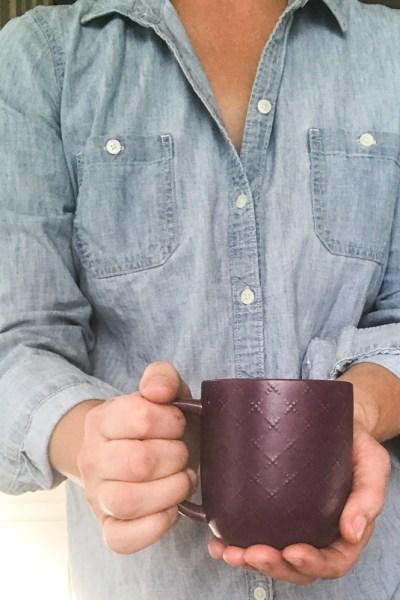 Spicy Rooibos Almond Tea Latte