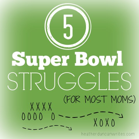 super bowl struggles