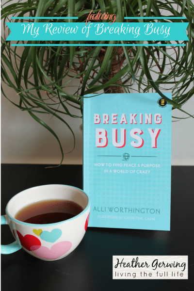 Breaking Busy Review
