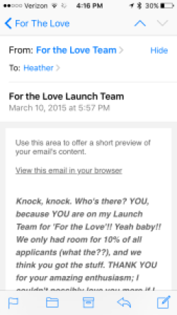 FTL email