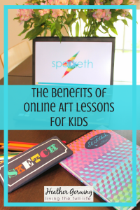 Benefits of Online Art Lessons for Kids