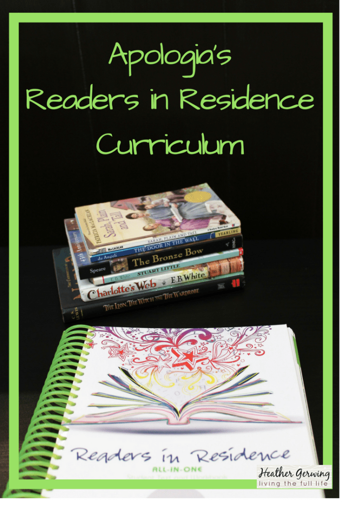 Awesome Homeschool Reading Curriculum from Apologia