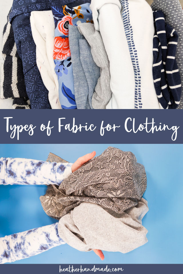 Best Fabrics for Sewing Clothes